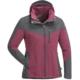 Pinewood-Womens-Jacket-Finnveden-Hybrid_Plum-Dark-Anthracite