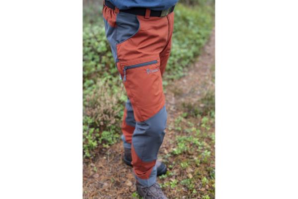 Pinewood-Trousers-Caribou-TC_Terracotta-Grey
