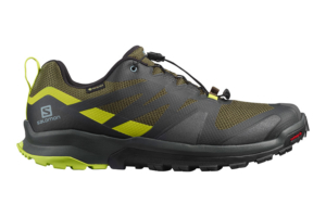 Salomon XA Rogg GTX Olive Night Peat Lime Punch