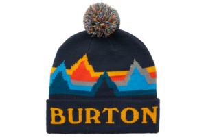 Burton Kids Echo Lake Beanie (Dress Blue)