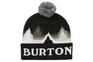 Burton Kids Echo Lake Beanie (True Black)