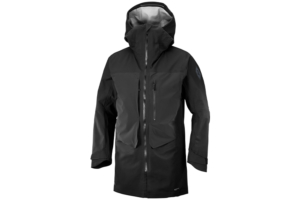Salomon Stance 3L Long Jacket M Black