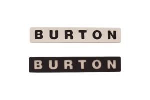 Burton Foam stomp pad Bar logo