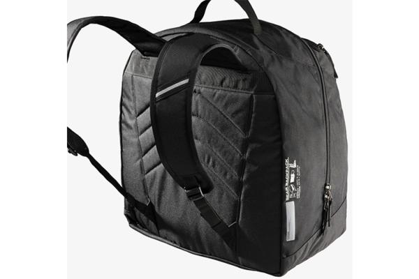 Salomon extend gear backpack svart detalj 2 pjäxbag