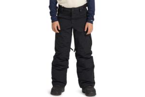 Burton Boys' Exile Cargo Pant True Black skidbyxa
