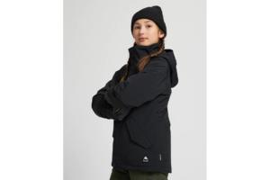 Burton Girls' Elodie Jacket True Black skidjacka