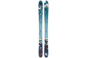 Extrem Roots 90 allmountain skidor junior