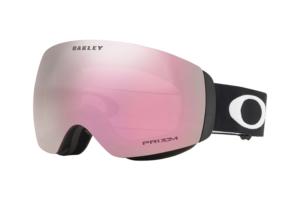 Oakley Flight Deck M Matte Black Hi Pink skidglasögon
