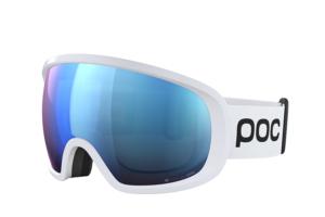 POC Fovea Mid Clarity Hydrogen white skidglasögon
