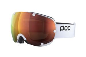 POC Lobes Clarity Hydrogen White goggles