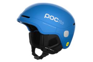 POC POCito Obex Mips Fluorescent Blue skidhjälm för juniorer
