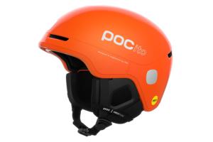 POC POCito Obex Mips Fluorescent Orange skidhjälm för juniorer