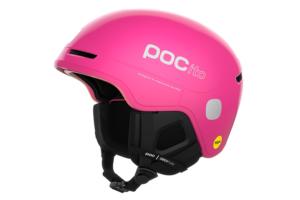 POC POCito Obex Mips Fluorescent Pink skidhjälm för barn