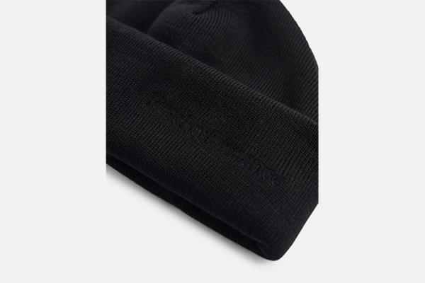 Peak Performance Åre Hat (Black)