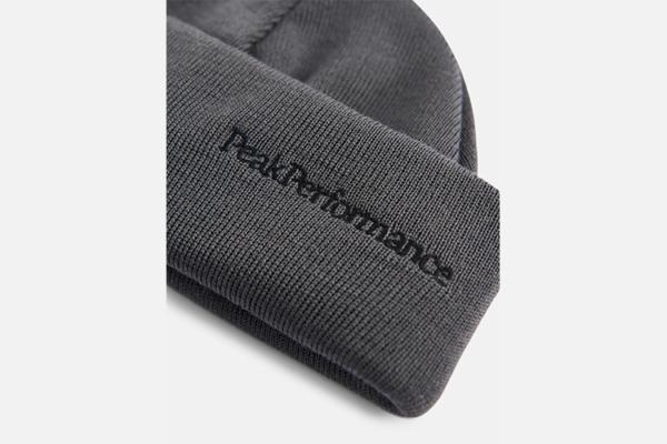Peak Performance Åre Hat (Motion Grey)