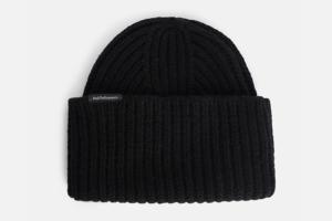 Peak Performance Mason Hat Black mössa