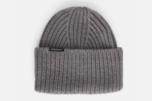 Peak Performance Mason Hat quiet grey mössa