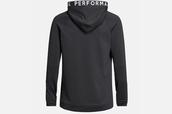 Peak Performance Rider Hood Black