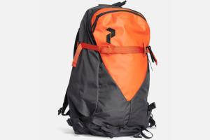 Peak Performance Vertical Ski Backpack Zeal Orange ryggsäck