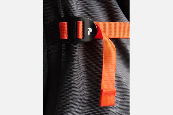 Peak Performance Vertical Ski Backpack (Zeal Orange)