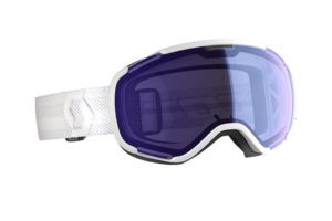 Scott Faze II White skidglasögon