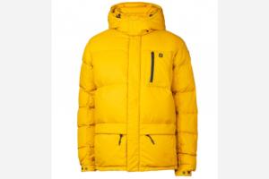8848 Altitude Frenke Jacket Mustard dun jacka