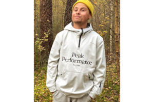 Peak Performance SS Ski Hood tröja