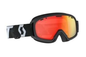 Scott Jr Witty Chrome Team Black White goggles