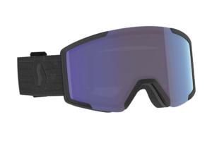 Scott Shield + extra lens Black skidglasögon