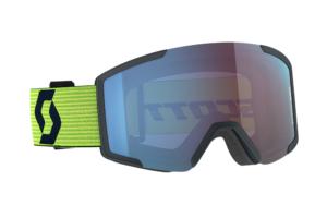Scott Shield + extra lens Team blue skidglasögon